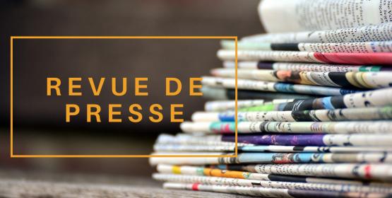 Revue de presse : L'actualité de l'oenologie de la semaine du 14 mai 2020