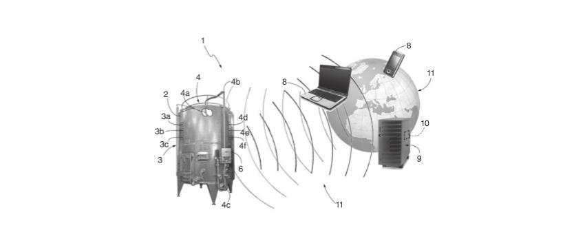 Vinification : des capteurs et du bigdata dans les cuves et les barriques
