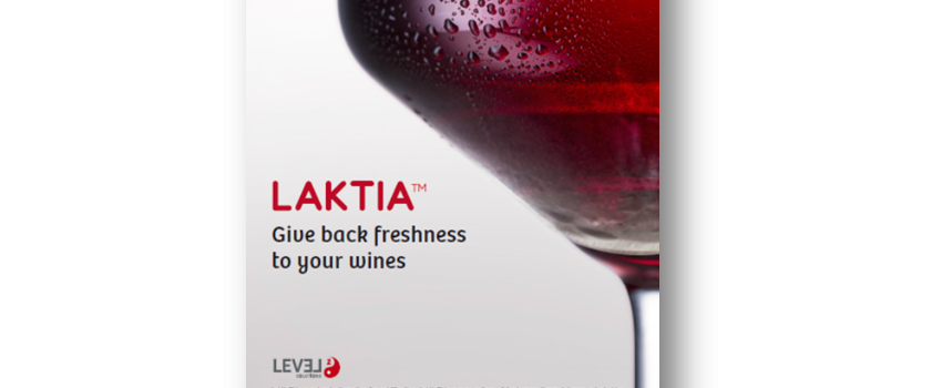 AN ALTERNATIVE TO CHEMICALS TO BRING ACIDITY AND FRESHNESS TO RED AND WHITE WINES