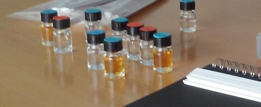 Arômes du vin : Une mallette de référents olfactifs par les œnologues de Champagne