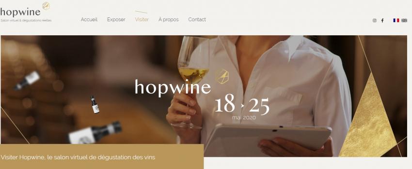Coronavirus : le premier salon de vin professionnel virtuel désormais en ligne