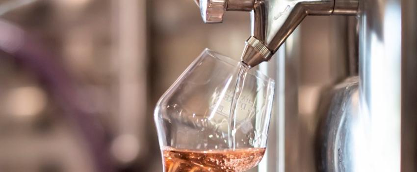 Comment diminuer le risque d'oxydation des vins blancs et rosés