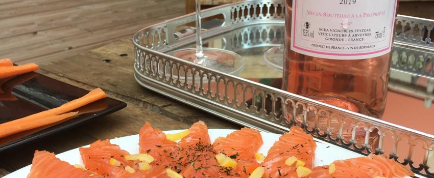 Une approche historique et technique du vin rosé et de son élaboration