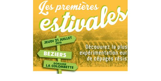 Les Premières Estivales de PIWI France : Venez à la découverte la plus large expérimentation européenne de cépages résistants