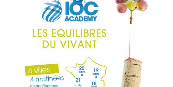 IOC Academy : Les équilibres du vivant
