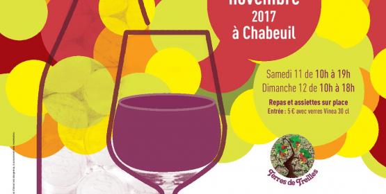 """3 ème Salon des vins """"cépages et terroirs oubliés"""""""