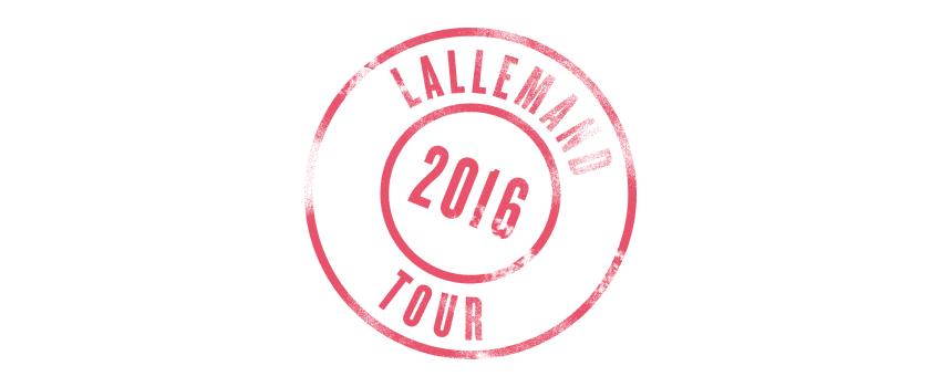 Lallemand Tour 2016 : Texture et structure
