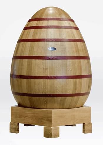 Avantages et inconv nients de la vinification dans les oeufs en b ton - Le beton cire avantage et inconvenient ...